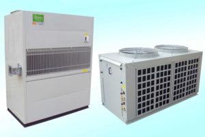 Central AC Machine