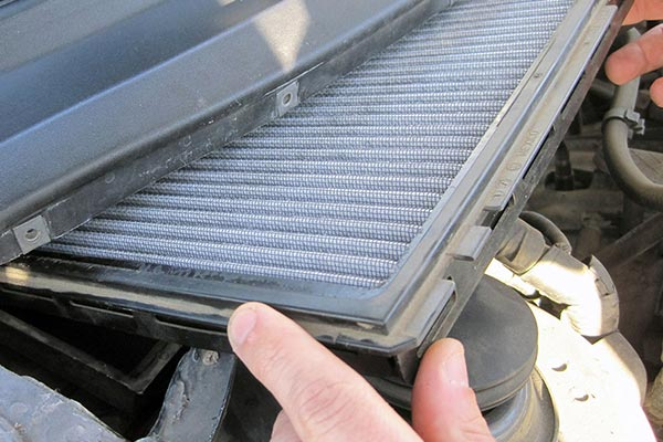 Air Filter Repair
