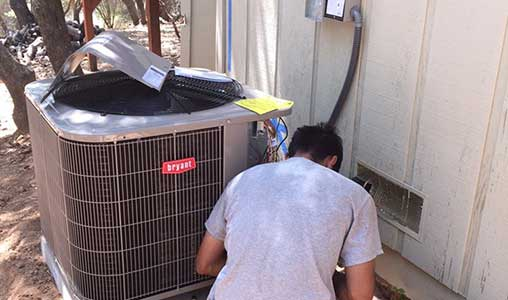 AC Machine Repair