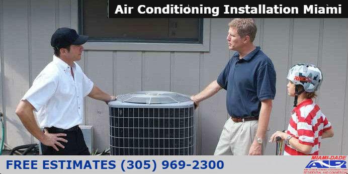 Air Conditioning Installation Miami
