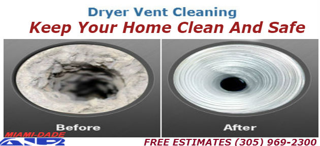 Dryer Vent Cleaning Miami